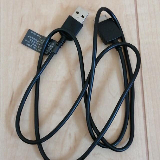 SONY(ソニー)のSONY ウォークマン WALKMAN NW-F805本体と充電コード スマホ/家電/カメラのオーディオ機器(ポータブルプレーヤー)の商品写真