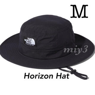 THE NORTH FACE - 【 M 】ブラック ★ ノースフェイス ★ ホライズンハット 帽子