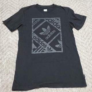 adidas - adidas メンズ XS 半袖Tシャツ ブラック