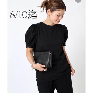 DEUXIEME CLASSE - Deuxieme Classe新品⭐︎セルリPUFF Tシャツ ブラック