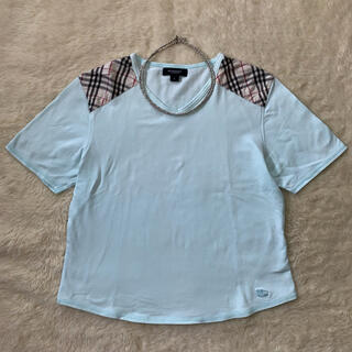 バーバリー(BURBERRY)のBurberry tops sizl(Tシャツ(半袖/袖なし))
