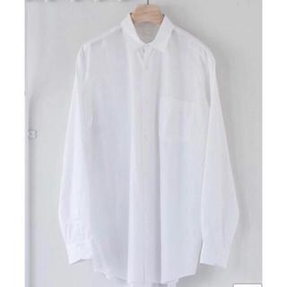 COMOLI - 【美品、タグあり】comoli シャツ