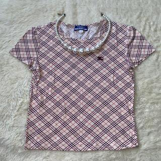 バーバリー(BURBERRY)のBurberry sizm(Tシャツ(半袖/袖なし))
