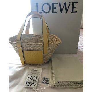 LOEWE - LOEWE かごバッグ Sサイズ 未使用完備品