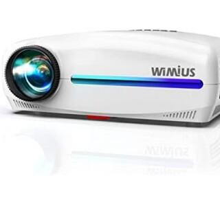 WiMiUSプロジェクター 6500lmフルHD(プロジェクター)