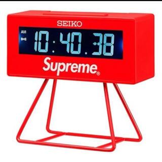 Supreme - Supreme Marathon Clock