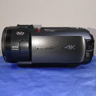 Panasonic - Panasonic デジタル 4K ビデオカメラ HC-WX1M(ワイプ撮り)