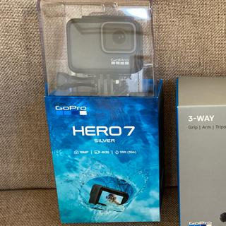 GoPro - GoPro HERO7 Silver CHDHC-601-FW