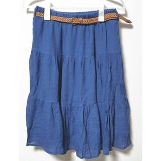 アベイル(Avail)のM-39☆ Avail/CHiP CLiP/ひざ丈スカート/サイズL/アベイル(ひざ丈スカート)