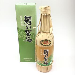 舞富名 琉球泡盛 入波平酒造 600ml/43%(焼酎)
