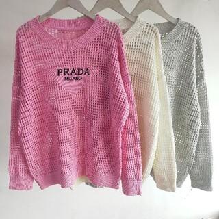 PRADA - 新品 Prada プラダの長袖ニット