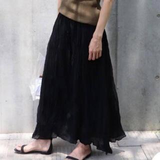 フレームワーク(FRAMeWORK)のフレームワーク コットンギャザーロングスカート(ロングスカート)
