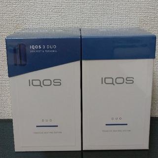 IQOS - IQOS3 DUO 本体 ステラブルー 新品