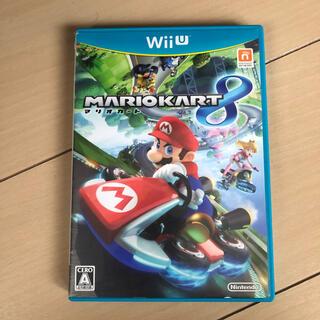 Wii U - WiiU マリオカート8 ソフト