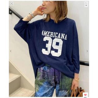 L'Appartement DEUXIEME CLASSE - ♦︎新品♦︎ Americana/Football T-sh