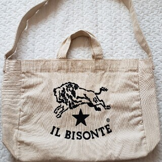 IL BISONTE - イルビゾンテ トート