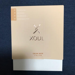XOUL(ソウル) クリームマスク パック