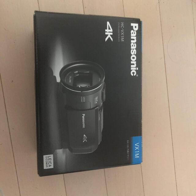 Panasonic(パナソニック)のPanasonic HC-VX1M スマホ/家電/カメラのカメラ(ビデオカメラ)の商品写真