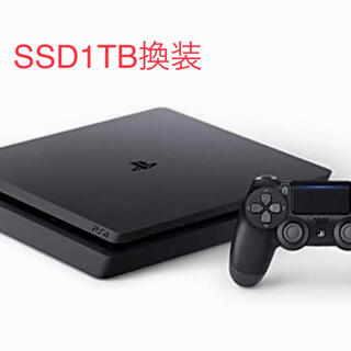 PlayStation4 -  PlayStation4 PS4本体 新品同様 保証有り