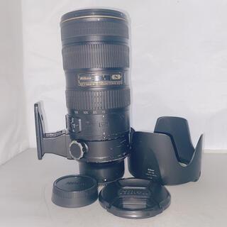 Nikon - 【ナノクリ】Nikon AF-S 70-200mm F2.8G ED VR II