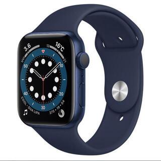 Apple Watch - 新品未開封 Apple Watch series6 GPS 44mm