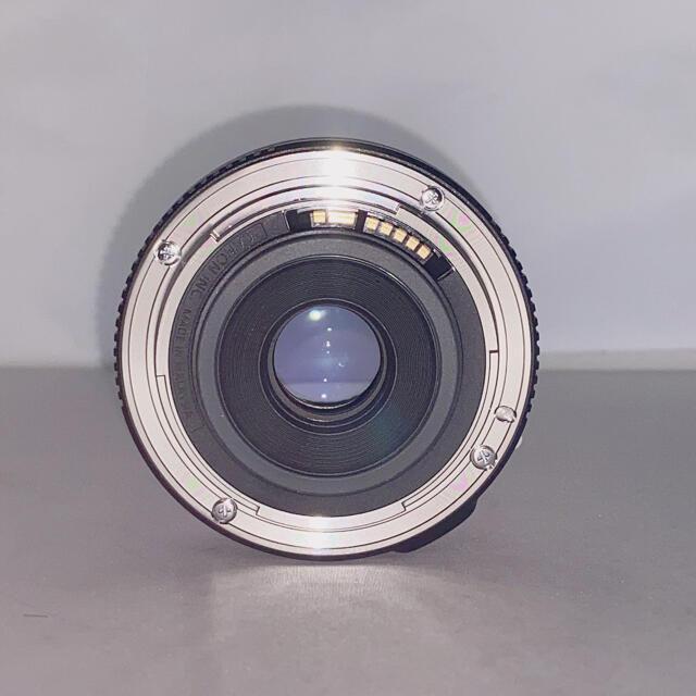 Canon(キヤノン)の【美品】Canon EF-S 24mm F2.8 STM パンケーキレンズ  スマホ/家電/カメラのカメラ(レンズ(単焦点))の商品写真