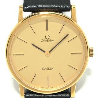 オメガ(OMEGA)のオメガ 腕時計 デビル ボーイズ 社外ベルト(腕時計)