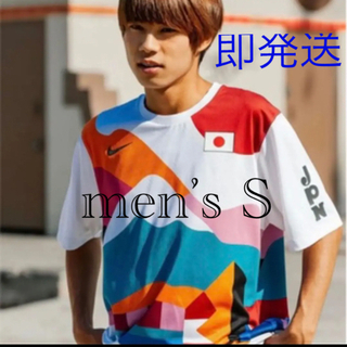 ナイキ(NIKE)のメンズSサイズ スケボー Nike Tシャツ Nike SB オリンピック(Tシャツ/カットソー(半袖/袖なし))