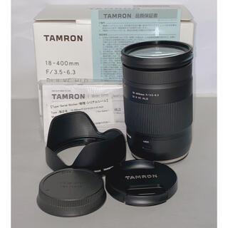 TAMRON - TAMRON 18-400mm F/3.5-6.3 Di Ⅱ VC Canon用