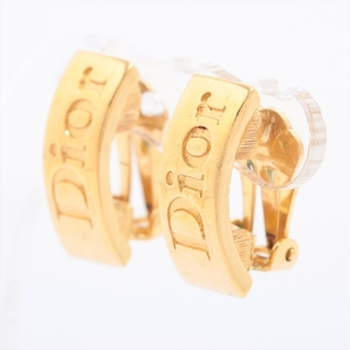 クリスチャンディオール(Christian Dior)のクリスチャンディオール ロゴ GP  ゴールド レディース その他アクセサ(その他)