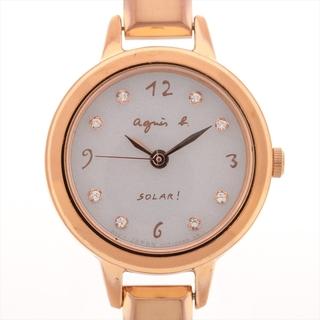 agnes b. - アニエスベー  GP   レディース 腕時計