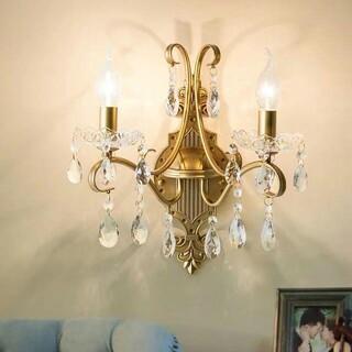 壁掛け照明 壁掛け灯 インテリア照明 .水晶壁掛け灯(天井照明)