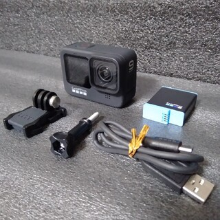 GoPro - GoPro HERO9 BLACKゴープロ ヒーロー9 ブラック