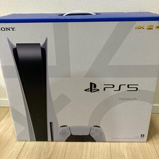 SONY - PlayStation 5(CFI-1000A01) ディスクドライブ搭載モデル