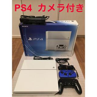PlayStation4 - 【カメラ付き】PlayStation4(CUH-1100A) 500GB