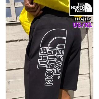 THE NORTH FACE - 【海外限定】TNF ハーフパンツ メンズ ブラック XLサイズ