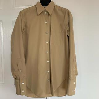 celine - CELINE L/S Cotton Shirt sz.36