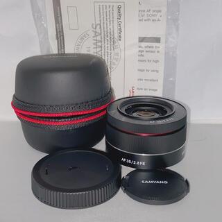 SONY - samyang AF 35mm f2.8 FE ソニーEマウント