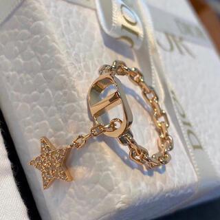 Dior - リング チャーム付き