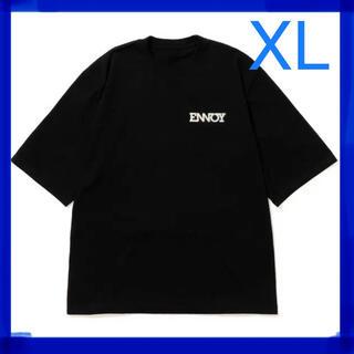 ワンエルディーケーセレクト(1LDK SELECT)のennoy Bubble Electric Big T-Shirts black(Tシャツ/カットソー(半袖/袖なし))