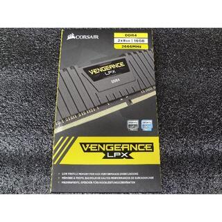 CORSAIR DDR4-2666MHz VENGEANCE LPX