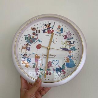 Disney - Disney 壁掛け時計