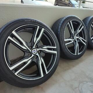 ◆美品◆ボルボ純正ホイール◆イクシオンIV ホイール タイヤセットV60 S60