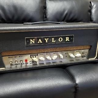 NAYLOR SUPER-CLUB 38 HEAD SC-38 希少 95年製 (ギターアンプ)