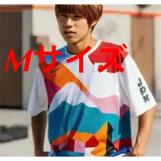 NIKE - M NIKE SB PARRA CREW JERSEY JAPAN 堀米着用