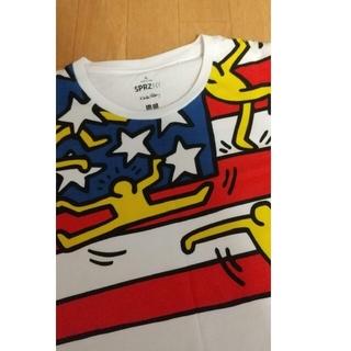 UNIQLO - ユニクロ×キースヘリング Tシャツ XL