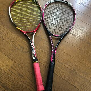 MIZUNO - MIZUNOソフトテニスラケット2本セット⋆*✩⑅◡̈⃝*