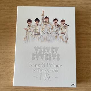 Johnny's - King & Prince  Blu-ray L& LIVE コンサート