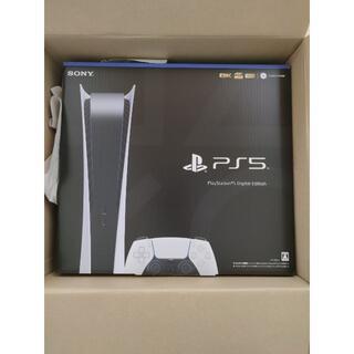 SONY - PlayStation 5 デジタル・エディション (CFI-1000B01)
