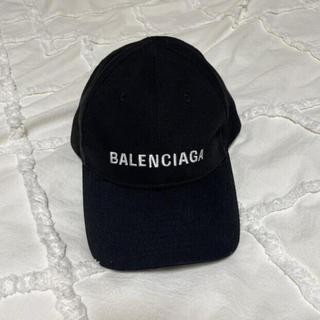Balenciaga - BALENCIAGA キャップ Black